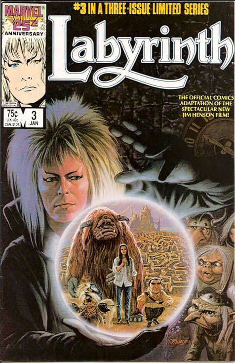 Cover by Tom Palmer