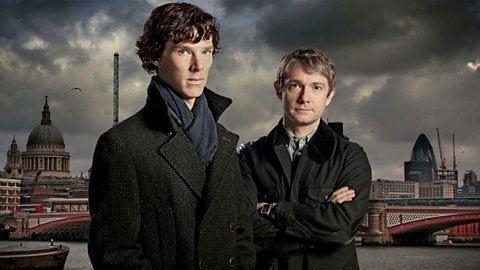 'Sherlock' Gatiss Moffat 'Dracula' Reboot