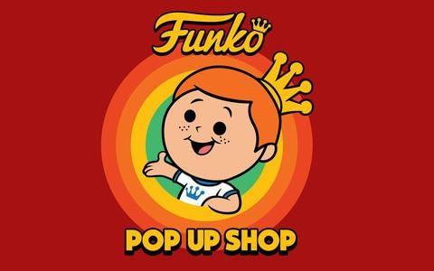 Funko SDCC Pop! Up Shop Logo