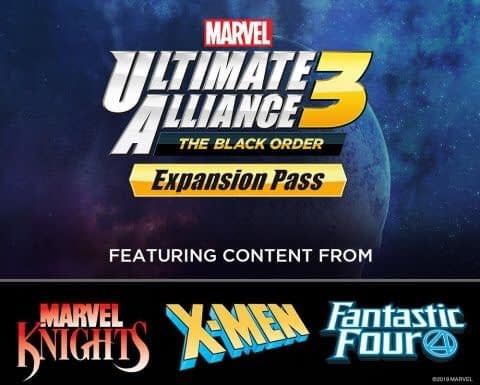 """Loki will be Joining the Roster of """"Marvel Uktimate Alliance 3"""" - SDCC 2019"""