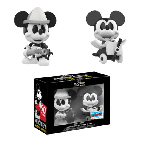 Funko NYCC Disney Mickey Mouse Vinyl Figure Set