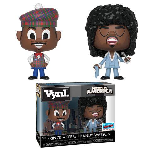Funko NYCC Vynl Coming to America Set