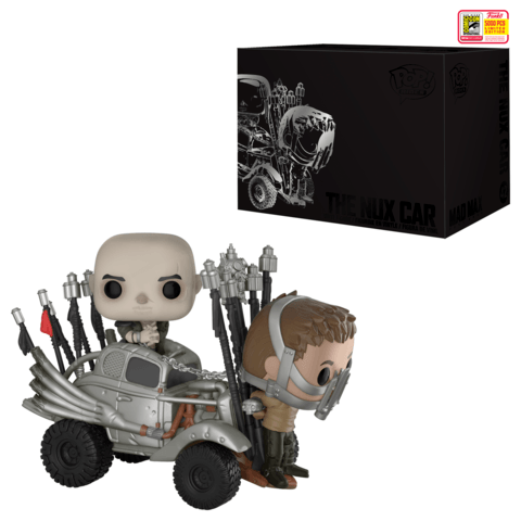 Funko SDCC Exclusive Mad Max Fury Road Pop Ride