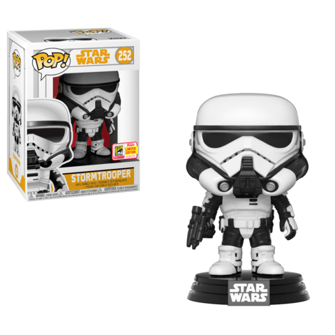 Funko SDCC Exclusive Stormtrooper Pop