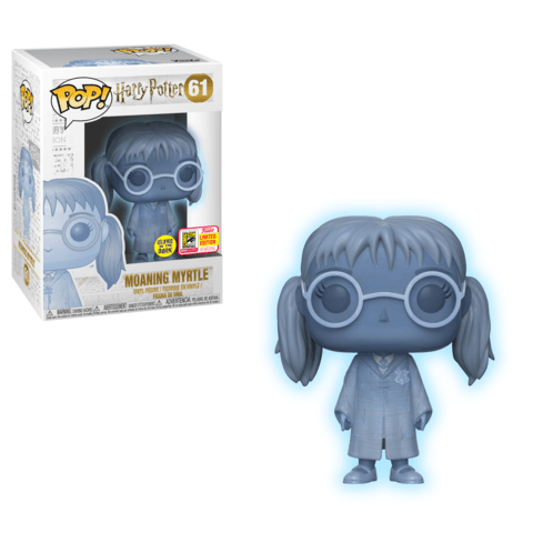 Funko SDCC Harry Potter Moaning Myrtle Pop