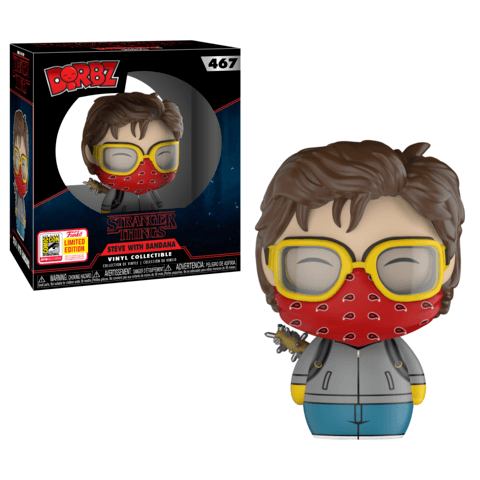 Funko Stranger Things Steve With bandanna Dorbz