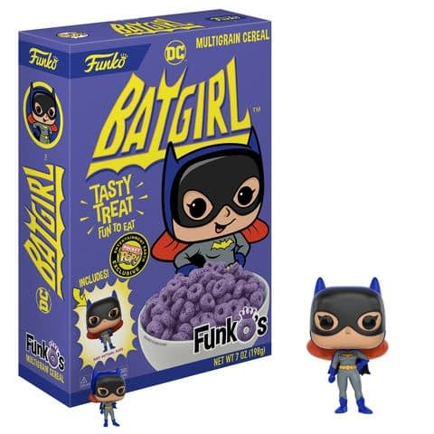 Funko Cereal Batgirl