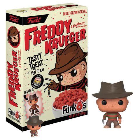 Funko FunkO's Freddy Cereal