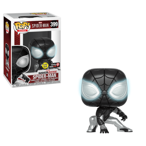 Funko Gamerverse Spider man GLOW Pop