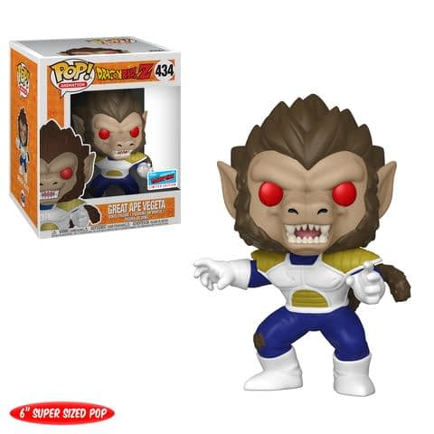 Funko NYCC Anime Dragonball Z Great Ape Vegeta