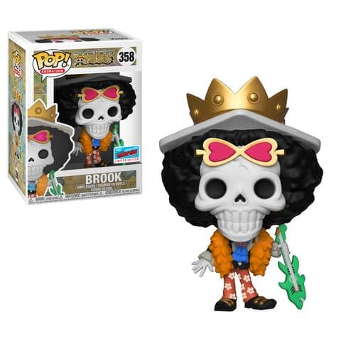 Funko NYCC Anime One Piece Brook
