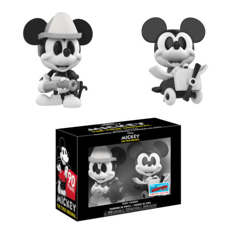 Funko NYCC Disney Mickey Mouse Vinyl Figure Set