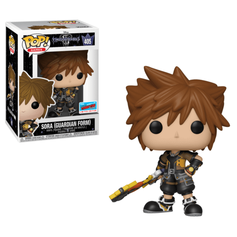 Funko NYCC Kingdom Hearts 3 Sora