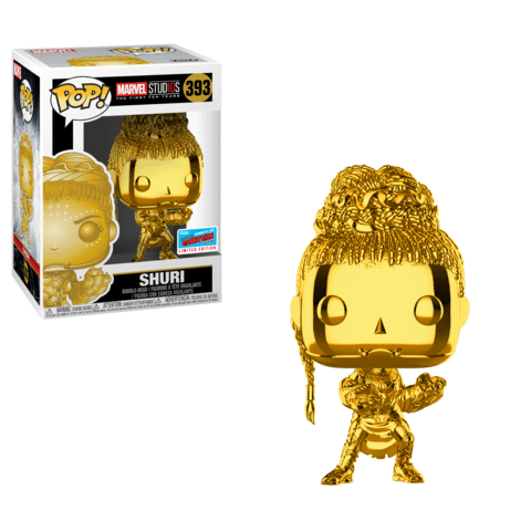Funko NYCC Marvel Chrome Shuri
