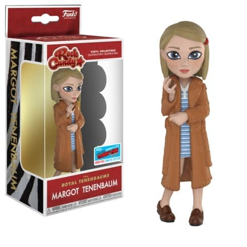 Funko NYCC Rck Candy Royal Tenenbaums Margot