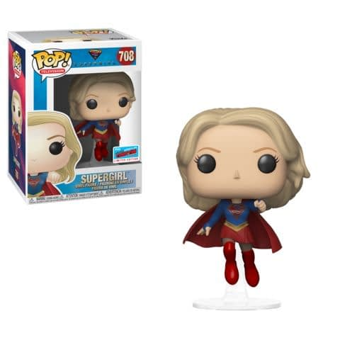 Funko NYCC Supergirl DCTV