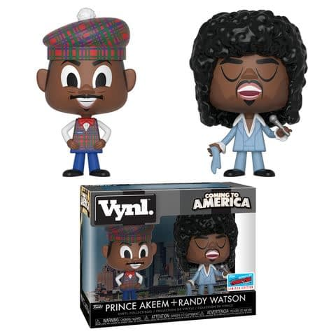 Funko NYCC Vynl Coming to America Set