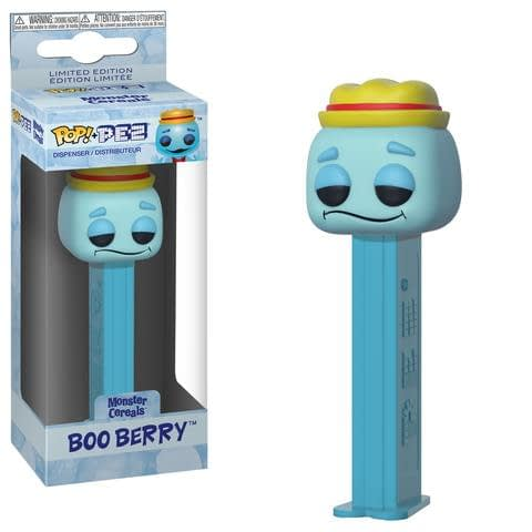 Funko Pop Pez Boo Berry