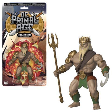 FUnko DC Primal Age Aquaman