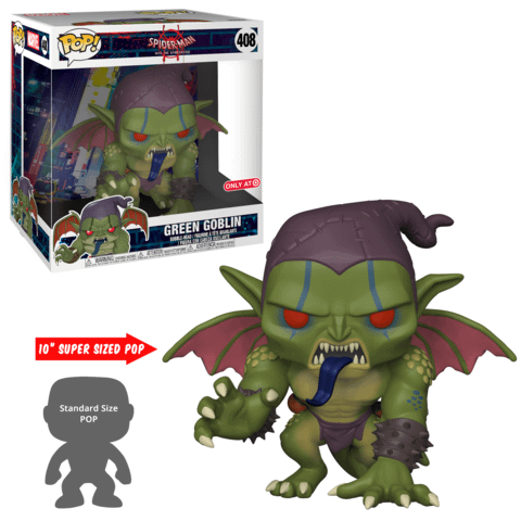Funko Into the Spider-Verse Green Goblin Pop