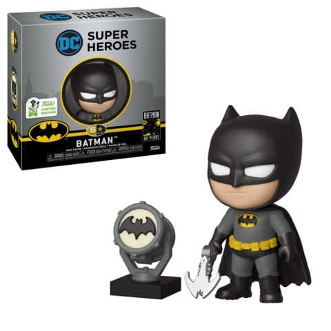 Funko ECCC Batman 5 Star Hot Topic