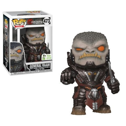 Funko ECCC Gears of War RAAM Gamestop