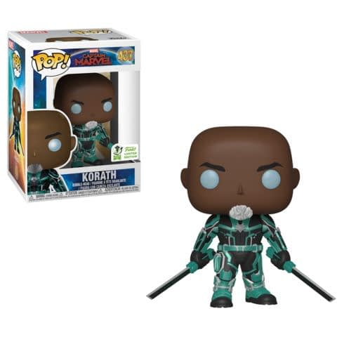Funko ECCC Korath Hot Topic