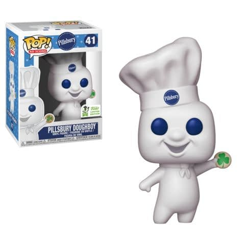 Funko ECCC Pillsbury Doughboy Shamrock Funko Shop