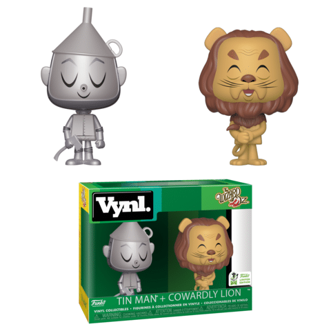 Funko ECCC Wizard of Oz Vnyl Barnes and Noble