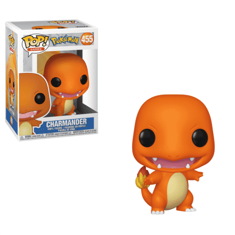 Funko Pokemon Charmander