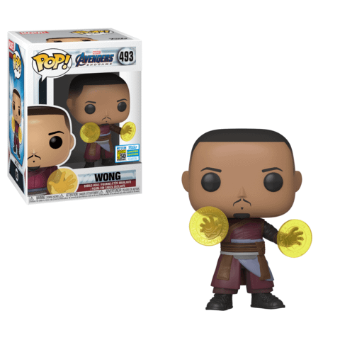 FUNKO POP : news  Funko-sdcc-marvel-wong