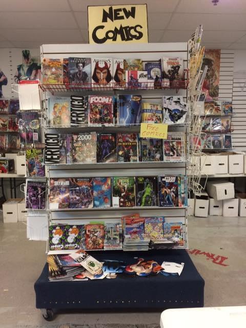 Kingdom Comics of Vestavia Hills, Alabama, to Close