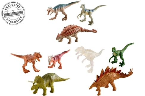 New York Toy Fair- Jurassic World Toys From Mattel Revealed