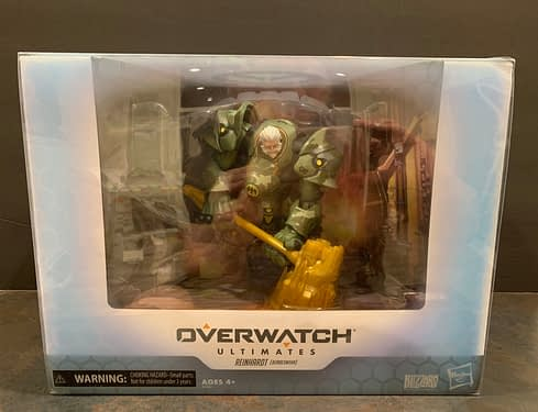 Checking Out Some of Blizzard's SDCC Exclusives From This Year