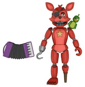 Five Nights at Freddy's- New Figures, Keychains, and Pop