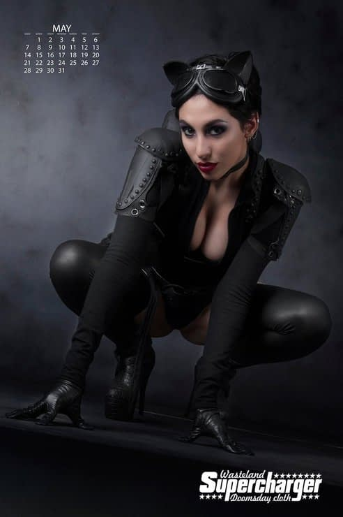 The Look Of Yanick Paquette's Catwoman