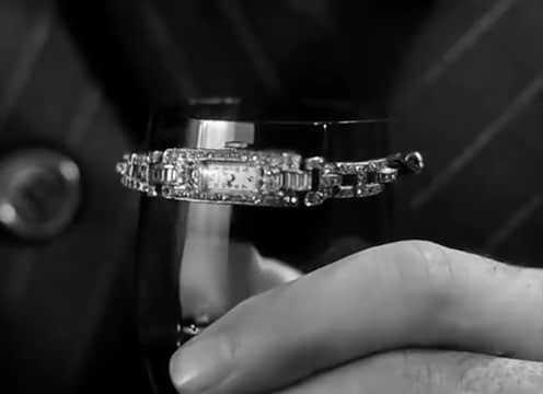 Boris Karloff Black Friday Holiday Shopping - Diamonds May Be Forever, but Forever Doesn't Mean Much without a Good Watch
