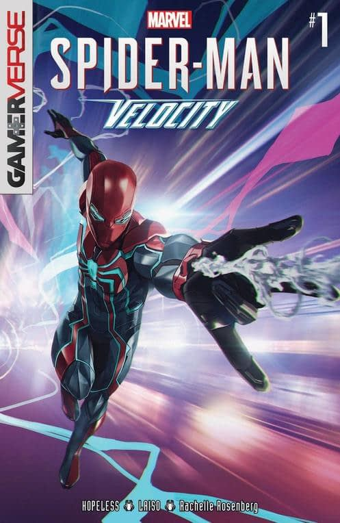 Velocity: Marvel's Video Game Spider-Man Gets a New Comic in August