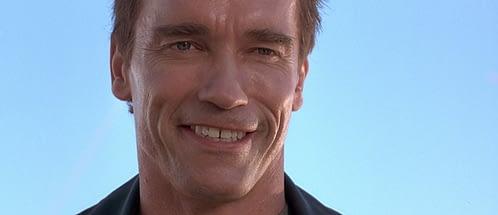 terminator 2 smile