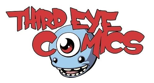 Third Eye Comics - New Logo