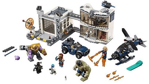 LEGO Avengers Endgame Compound Battle 2