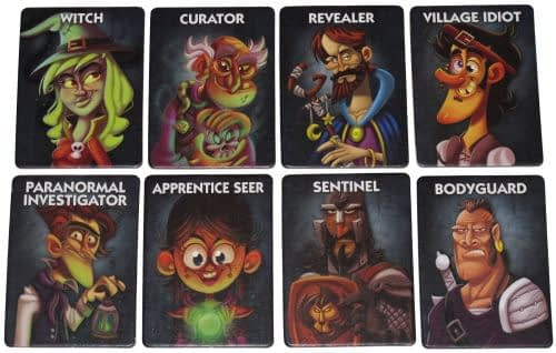 one night ultimate werewolf print and play