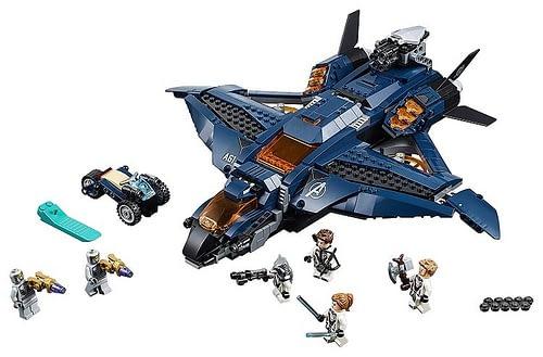 LEGO Avengers Endgame Ultimate Quinjet 2