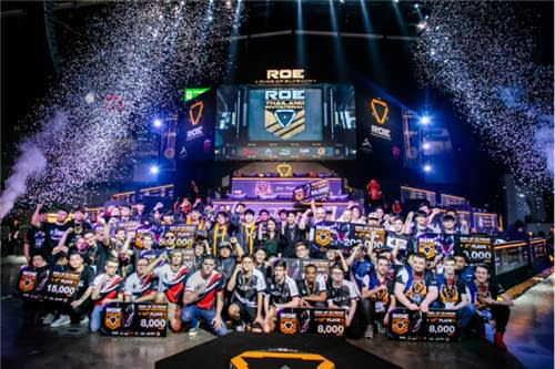 Team MDY Takes Home the Top Prize for Ring of Elysium's Thailand Invitational