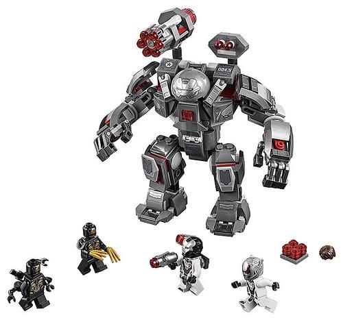 LEGO Avengers Endgame War Machine Buster 2