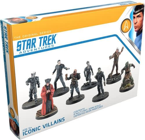 Modiphius Previews 'Star Trek' RPG Miniature Releases