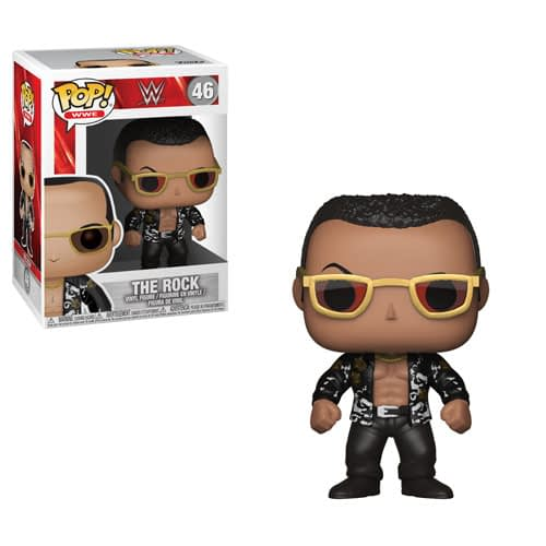 The Rock Funko Pop WWE