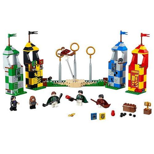 LEGO Harry potter Quidditch Match