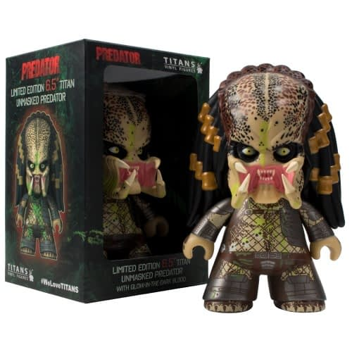 ThinkGeek SDCC Exclusive Predator Titan Figure