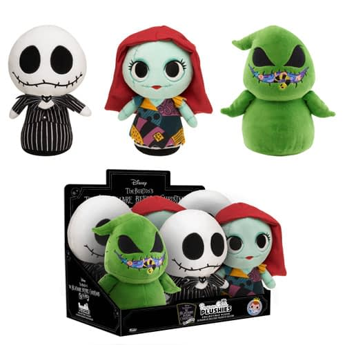 Funko Nightmare Before Christmas Plush